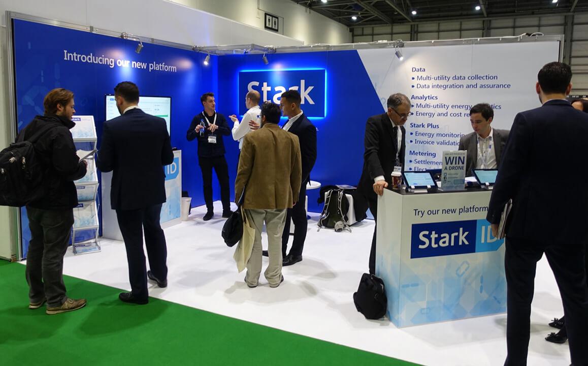 Shell scheme enhancement for Stark Software International